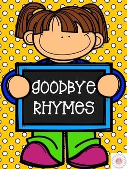Goodbye Rhymes