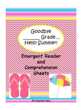Goodbye ______ Grade, Hello Summer!!!