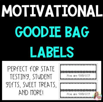Goodie Bag Labels