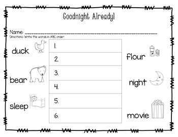 Goodnight Already! (Book Companion)