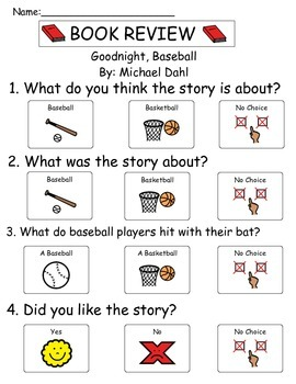 Goodnight, Baseball!