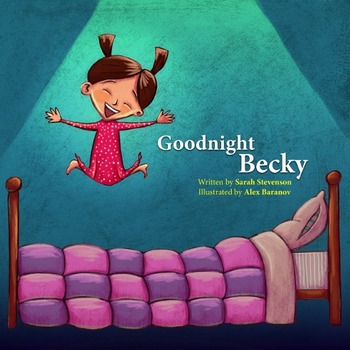 Goodnight Becky (ebook) - spatial awarness and postional words