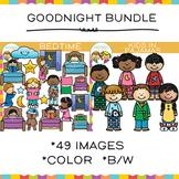 Goodnight Clip Art Bundle