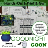 Goodnight Goon Book Companion for Speech and Language Therapy