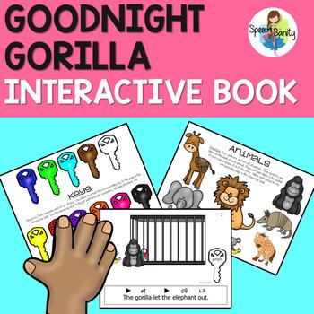 Goodnight, Gorilla Interactive Book & Activities