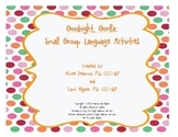 Goodnight, Gorilla: Small Group Language Activities