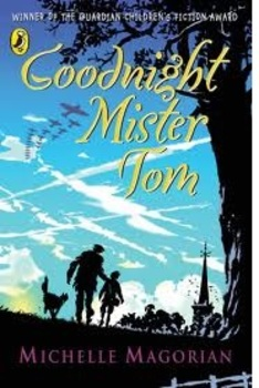 Goodnight Mister Tom - People and Places Wordsearch