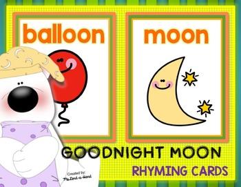 Goodnight Moon R.T.I. Fluency Resource by Ms. Lendahand:)