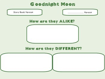 Goodnight Moon: Elementary Music Class Activities PPT to Accompany Story