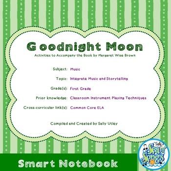 Goodnight Moon: Elementary Music Class Activities to Accom