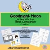 Goodnight Moon Activities Book Companion