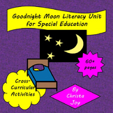 Goodnight Moon Unit for Special Education