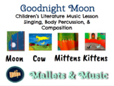 Goodnight Moon - Children's Book Music Lesson