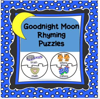 Goodnight Moon Puzzles