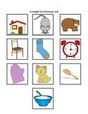 Goodnight Moon Rhyming Picture Cards Activity