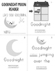 Goodnight Moon Unit- Visual Structure for Early Reading & Language Development