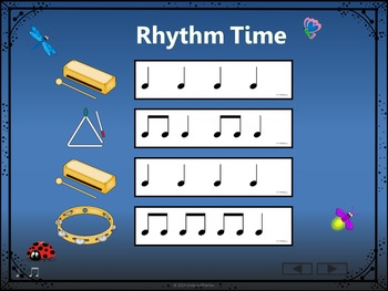 Goodnight, Sleep Tight: Orff, Rhythm, Instruments, Creativity and Form