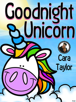Goodnight Unicorn by Pearl Horne ~ Book Study