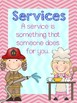 Goods & Services- Project-Based Learning