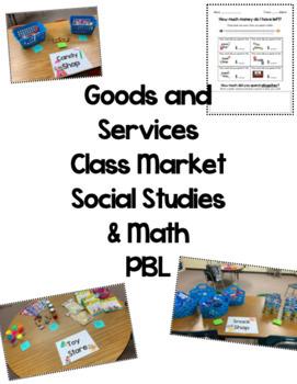 Goods/Services Class Market PBL