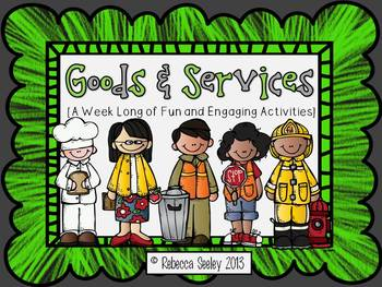 Goods & Services: For Little Learners