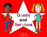 Goods & Services Social Studies SmartBoard Lesson for Primary Grades