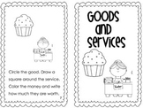 Goods, Services, and Money