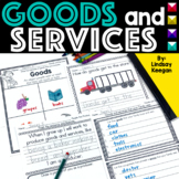 Goods and Services including Producers and Consumers