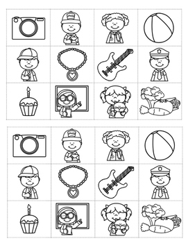 Goods and Services Activities and Printables PLUS a bonus assessment!