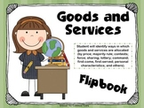 Goods and Services Allocation Flipbook ~ 2nd Grade Georgia Social Studies