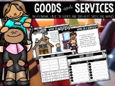 Goods and Services, Needs and Wants
