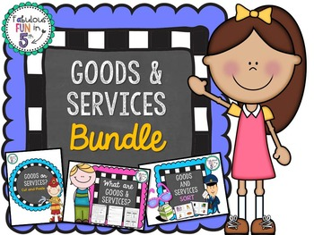 Goods and Services BUNDLE