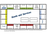 Goods and Services Board Game