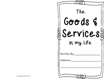 Goods and Services Booklet