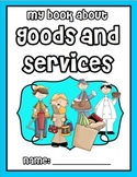 Goods and Services Community Helpers Occupations Workbook K-2