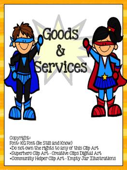 Goods and Services (Economics)