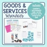 Goods and Services: Economics Activities