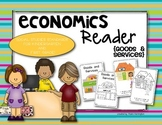 {Goods and Services} Emergent Reader Economics Social Studies Kindergarten