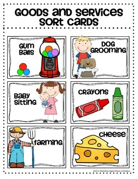 goods and services powerpoint for kindergarten The identifying basic wants and needs worksheet is great for free identifying basic wants and needs worksheet for kindergarten goods and services.