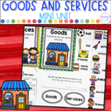 Goods and Services- Mini Unit