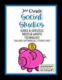 Goods and Services, Needs and Wants, Technology Uses- 2nd