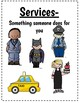 Goods and Services Poster