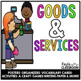 Goods and Services (Primary Economics)