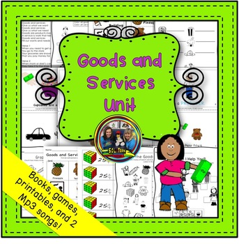 Goods and Services Economics  Bundle