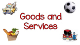 Goods and Services Slides