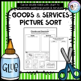 Goods and Services Picture Sort