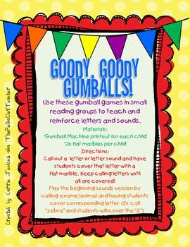 Goody, Goody Gumballs!