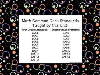 Gooey Halloween Math