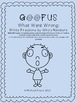 Goofus -- What Went Wrong -- Bundle