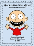 Goofus: What Went Wrong 5th Grade Decimal Pack